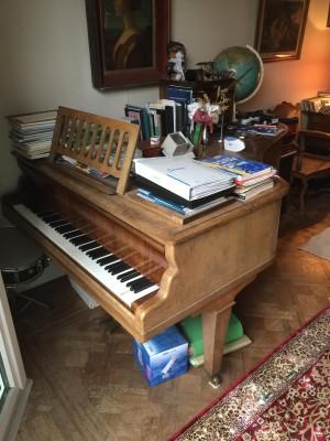 Piano ERARD.