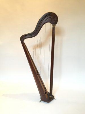 Harpe d'enfants d'époque Empire.