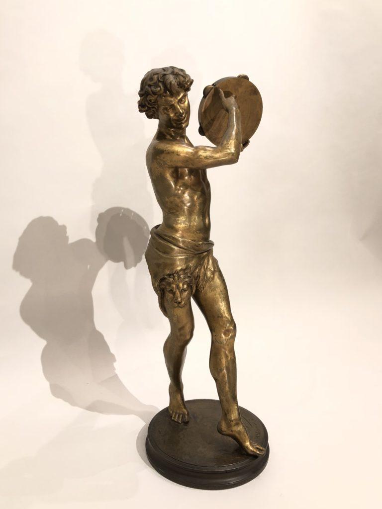 Bronze signé SANSON.J.