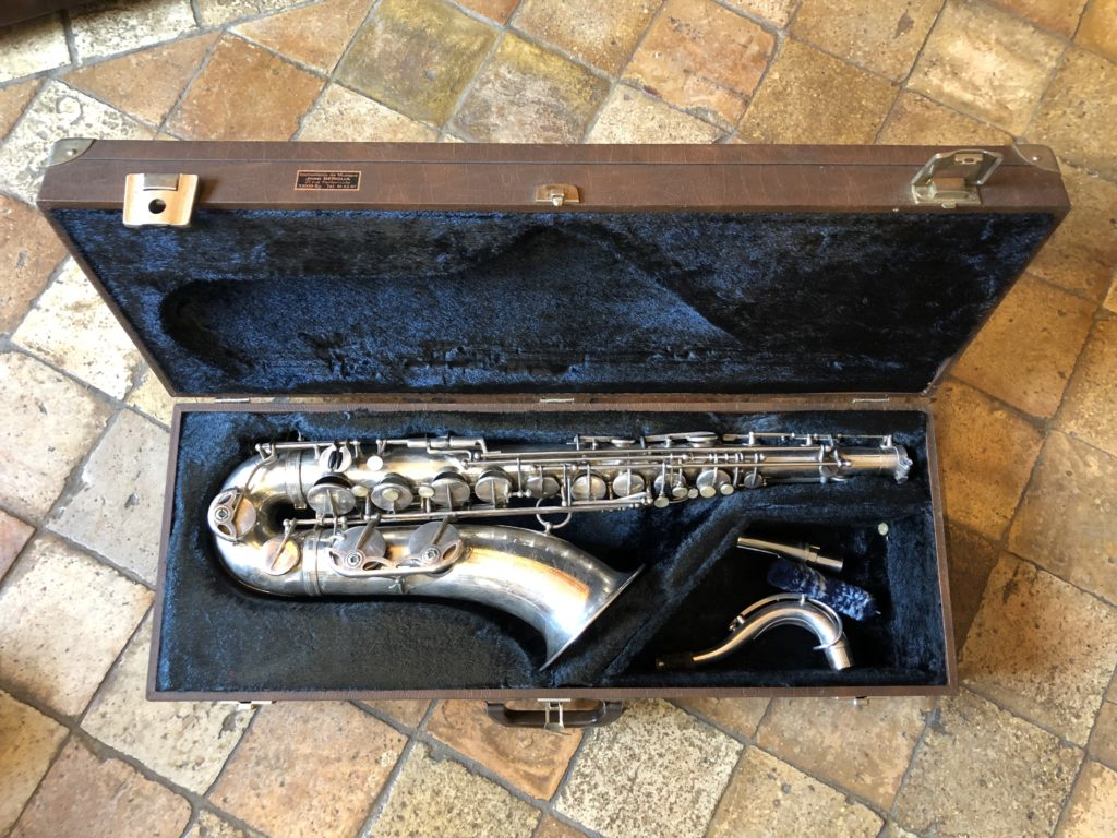 Saxophone SELMER.